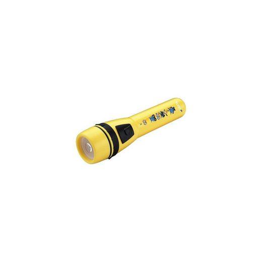 Minions Taschenlampe gelb