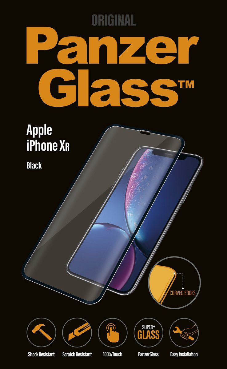 Panzerglass Schutzglas »PREMIUM Apple iPhone XR«