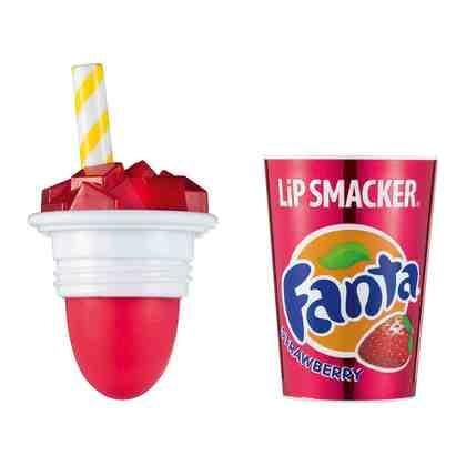 Empeak COCA COLA Lippenpflege im Fanta Cup - Fanta Strawberry Gesch