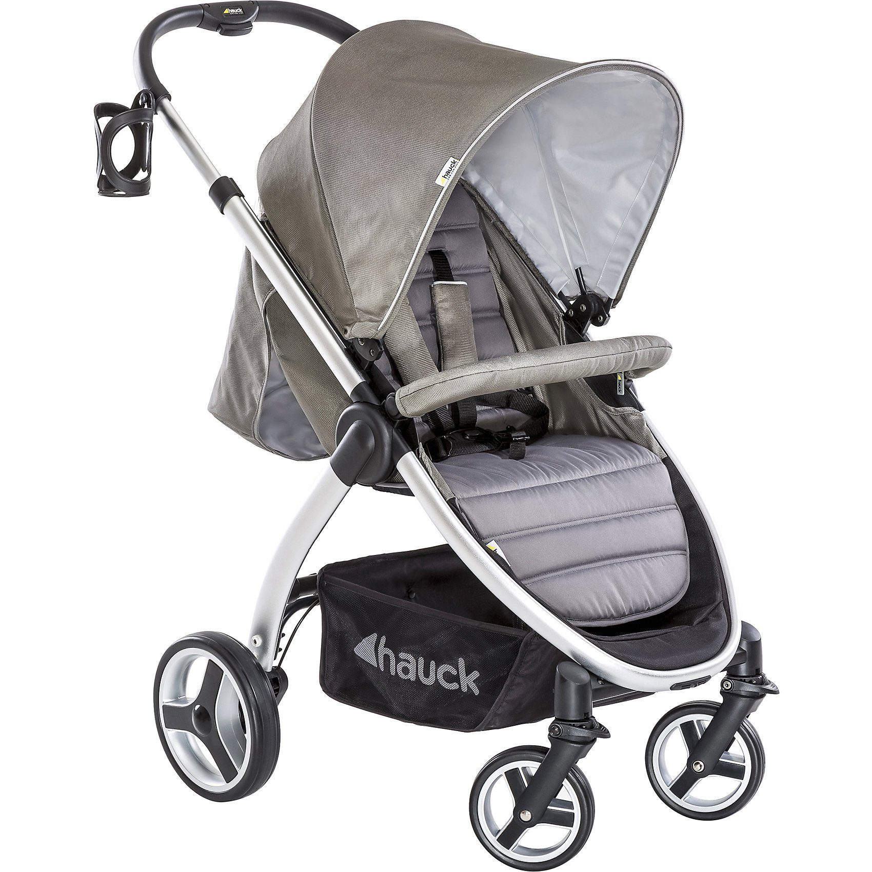 Hauck Buggy Lift Up 4, Charcoal
