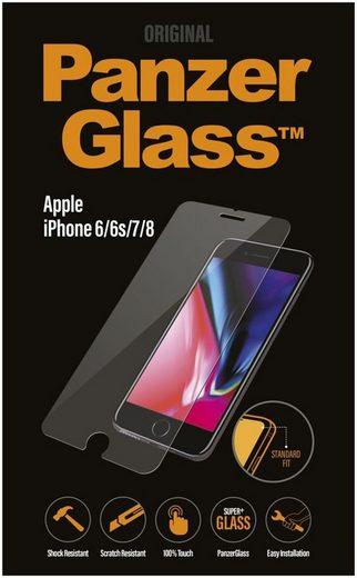 PanzerGlass Schutzglas »PanzerGlass Apple iPhone 6/6s/7/8«