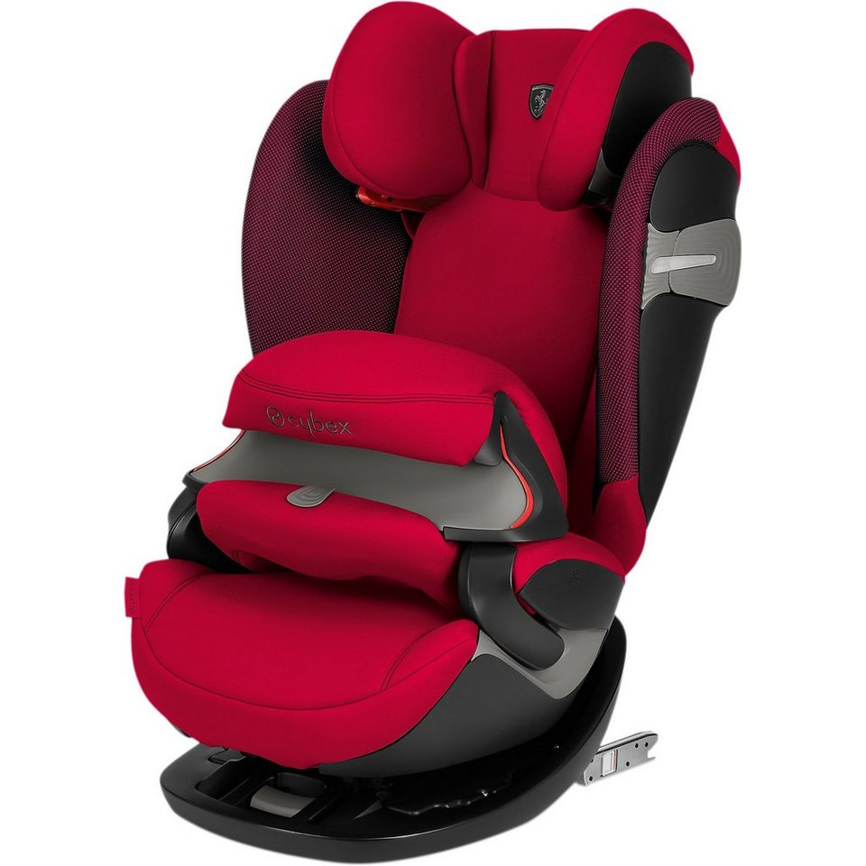 cybex auto kindersitz pallas s fix scuderia ferrari. Black Bedroom Furniture Sets. Home Design Ideas