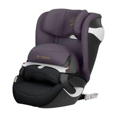 Cybex Auto-Kindersitz Juno M-Fix, Gold-Line, Premium Black-Black