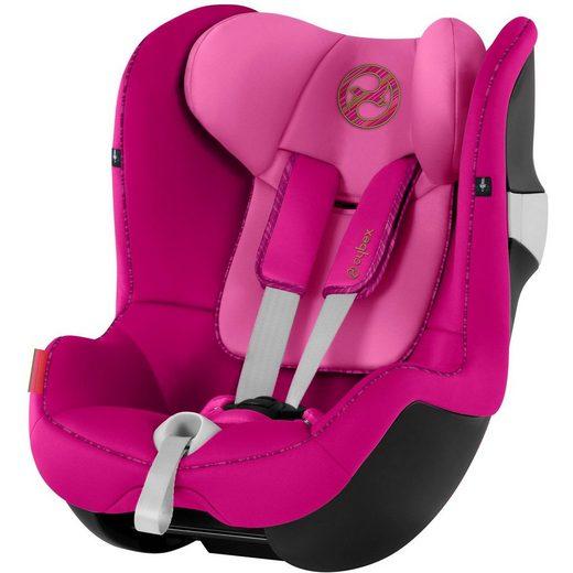 Cybex Auto-Kindersitz Sirona M2 i-Size, Gold-Line, Fancy Pink