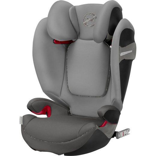 Cybex Auto-Kindersitz Solution S-Fix, Gold-Line, Manhattan Grey