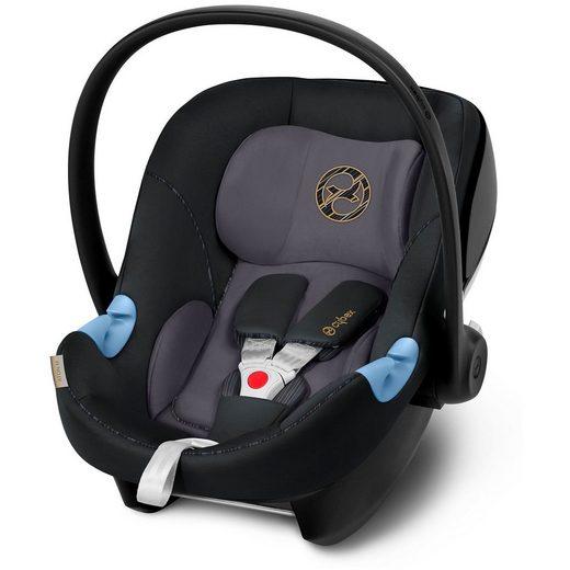 Cybex Babyschale Aton M, Gold-Line, Premium Black