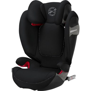 Cybex Auto-Kindersitz Solution S-Fix Gold-Line, Urban Black