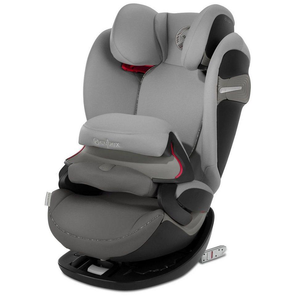 Cybex Auto-Kindersitz Pallas S-Fix, Gold-Line, Manhattan Grau, 201 online kaufen