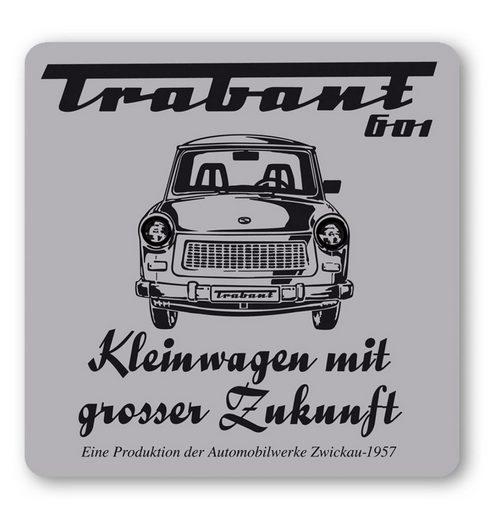 LOGOSHIRT Untersetzer mit Trabant 601 Motiv