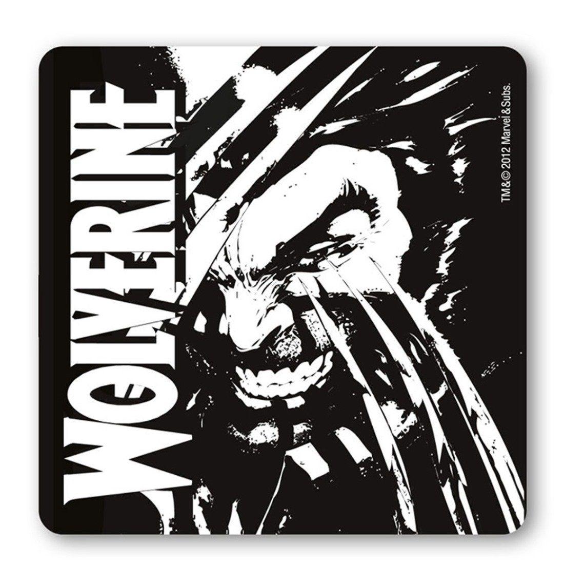 LOGOSHIRT Untersetzer mit Wolverine Motiv