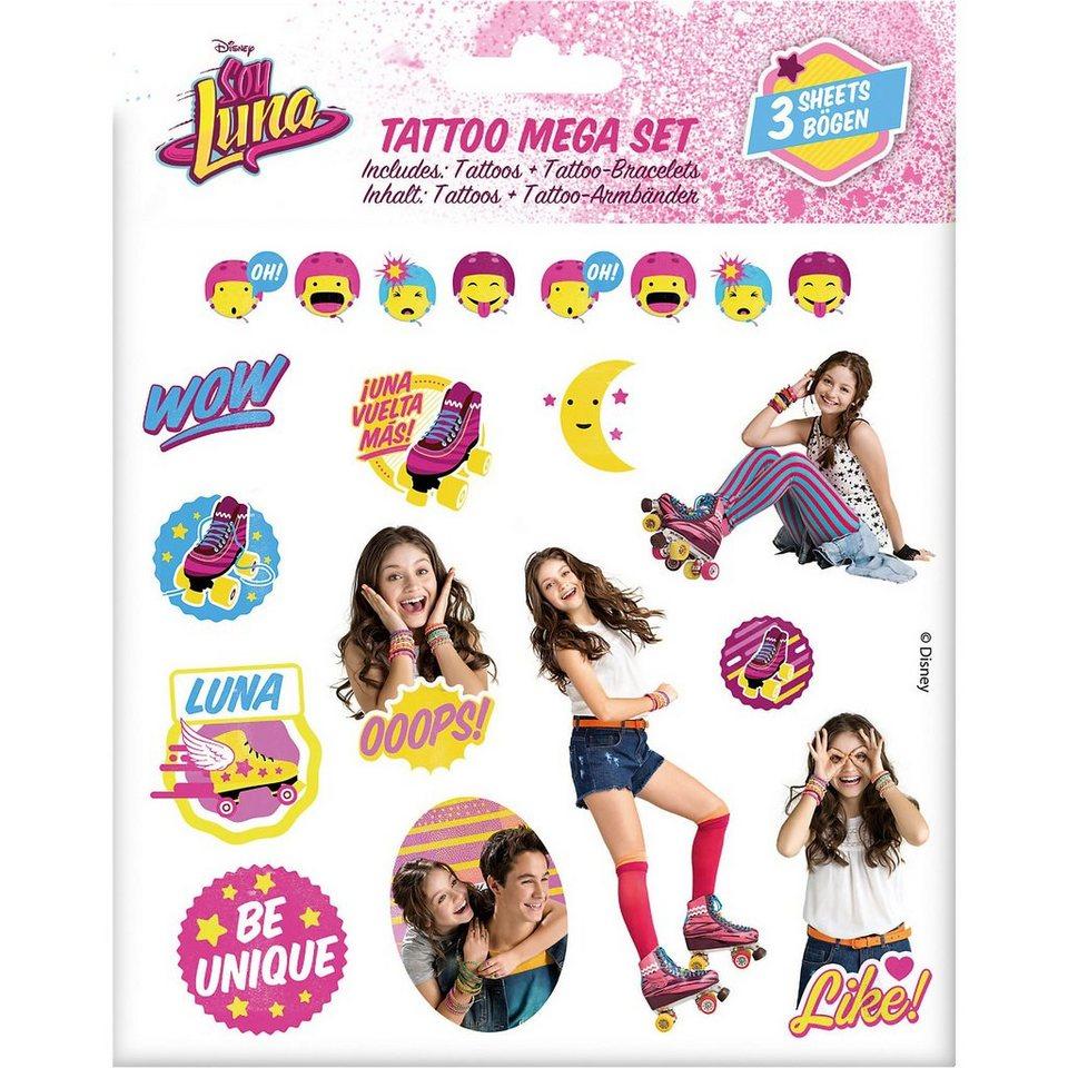 Craze Tattoo Mega Set Soy Luna?$formatz$