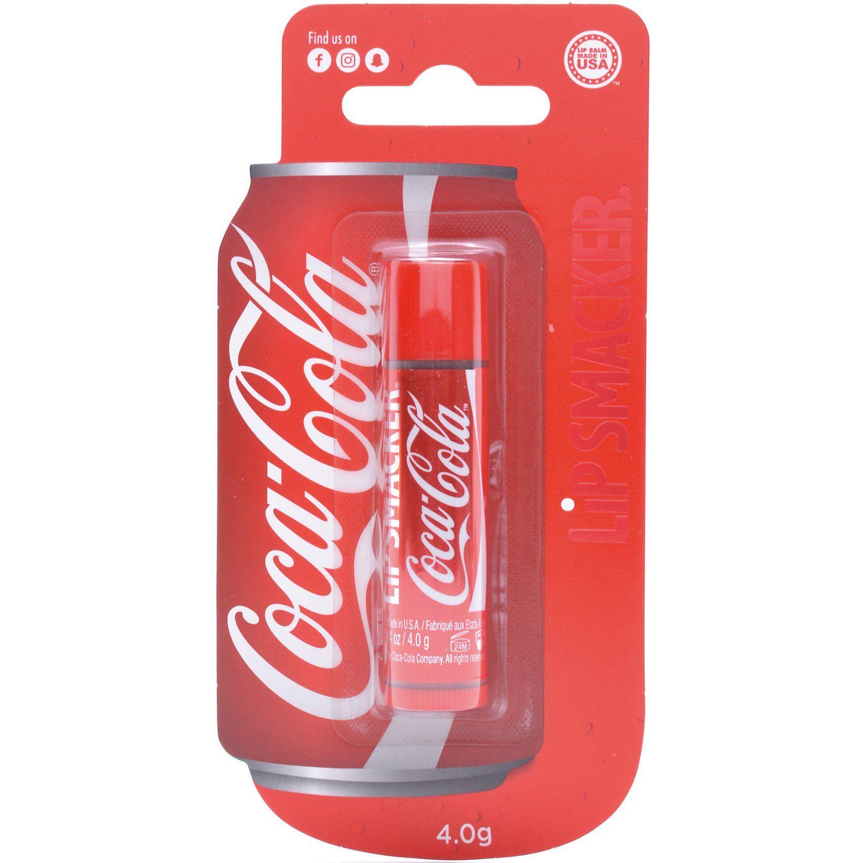 Empeak COCA COLA Lippenpflegestift - Coke Geschmack