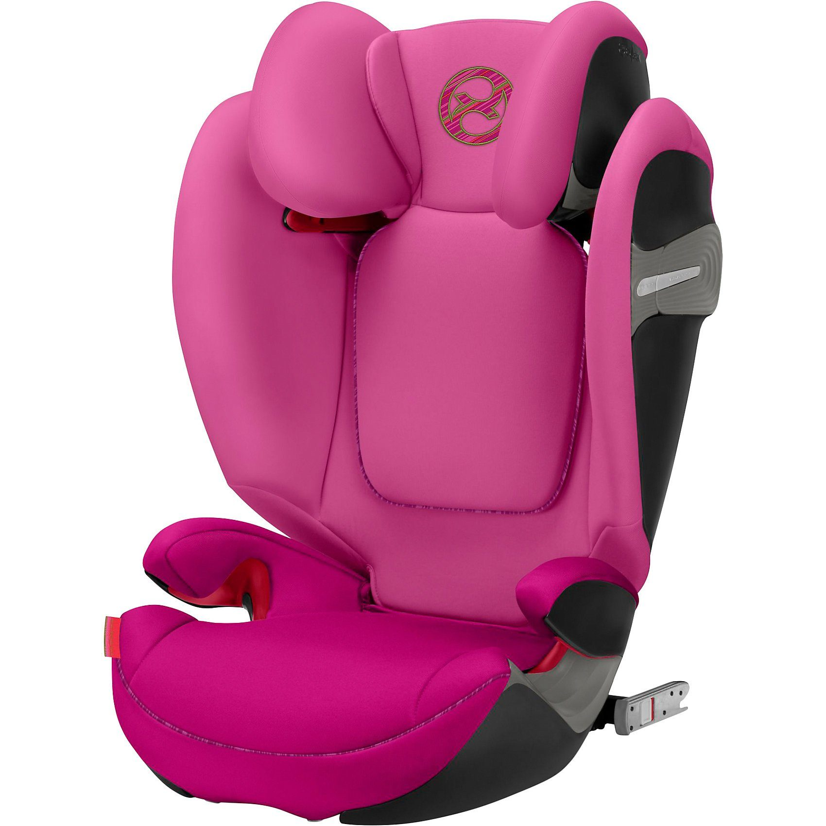 Cybex Auto-Kindersitz Solution S-Fix, Gold-Line, Fancy Pink, 2019