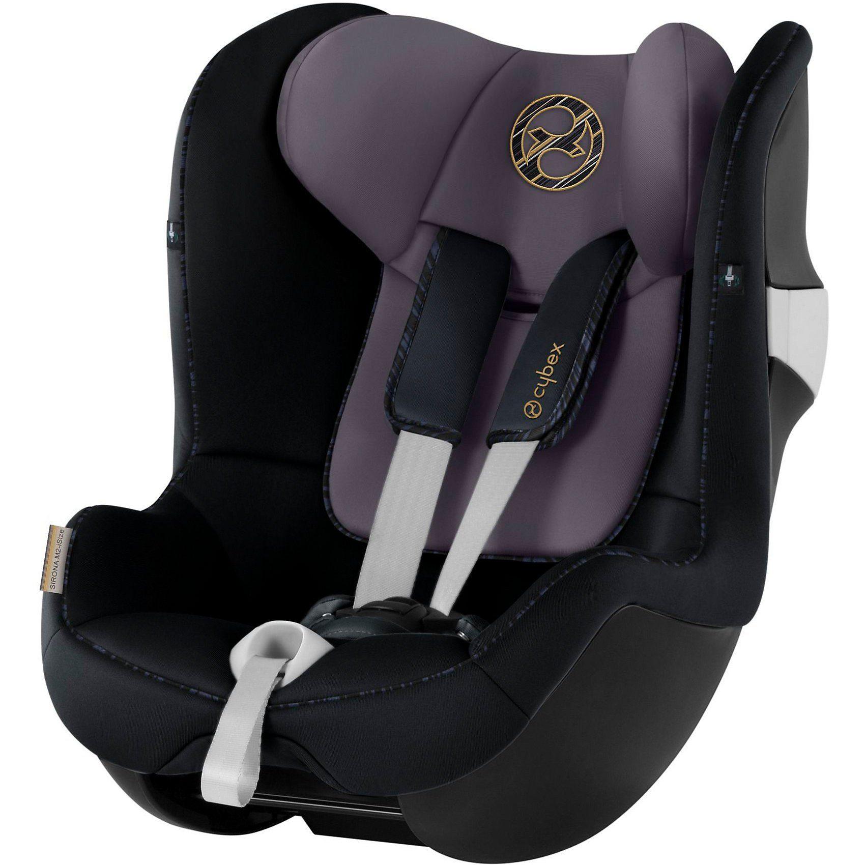 Cybex Auto-Kindersitz Sirona M2 i-Size, Gold-Line, Premium Black