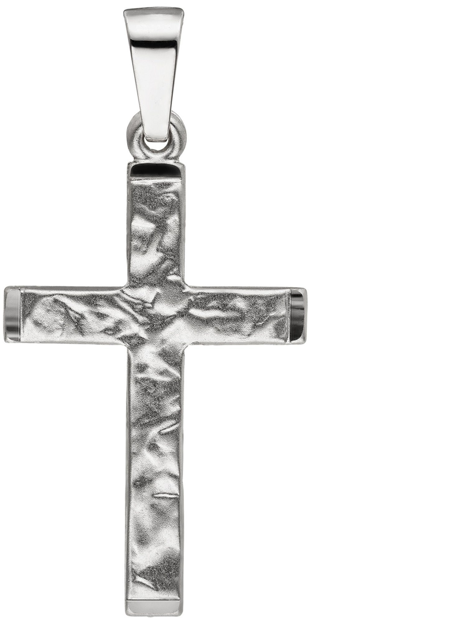 Adelia´s Kettenanhänger »Kreuz« 333 Gold