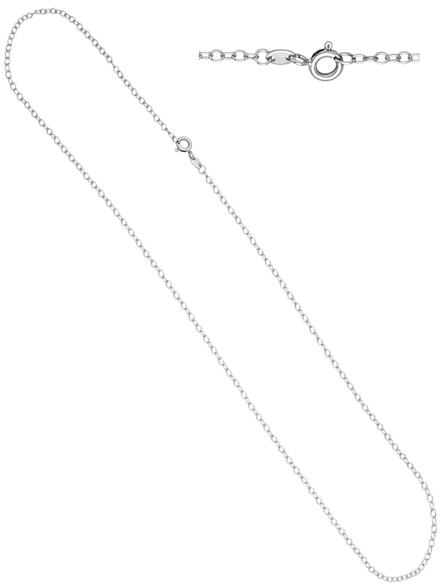 Adelia´s Kette ohne Anhänger »Ankerkette« 333 Gold - 42 cm