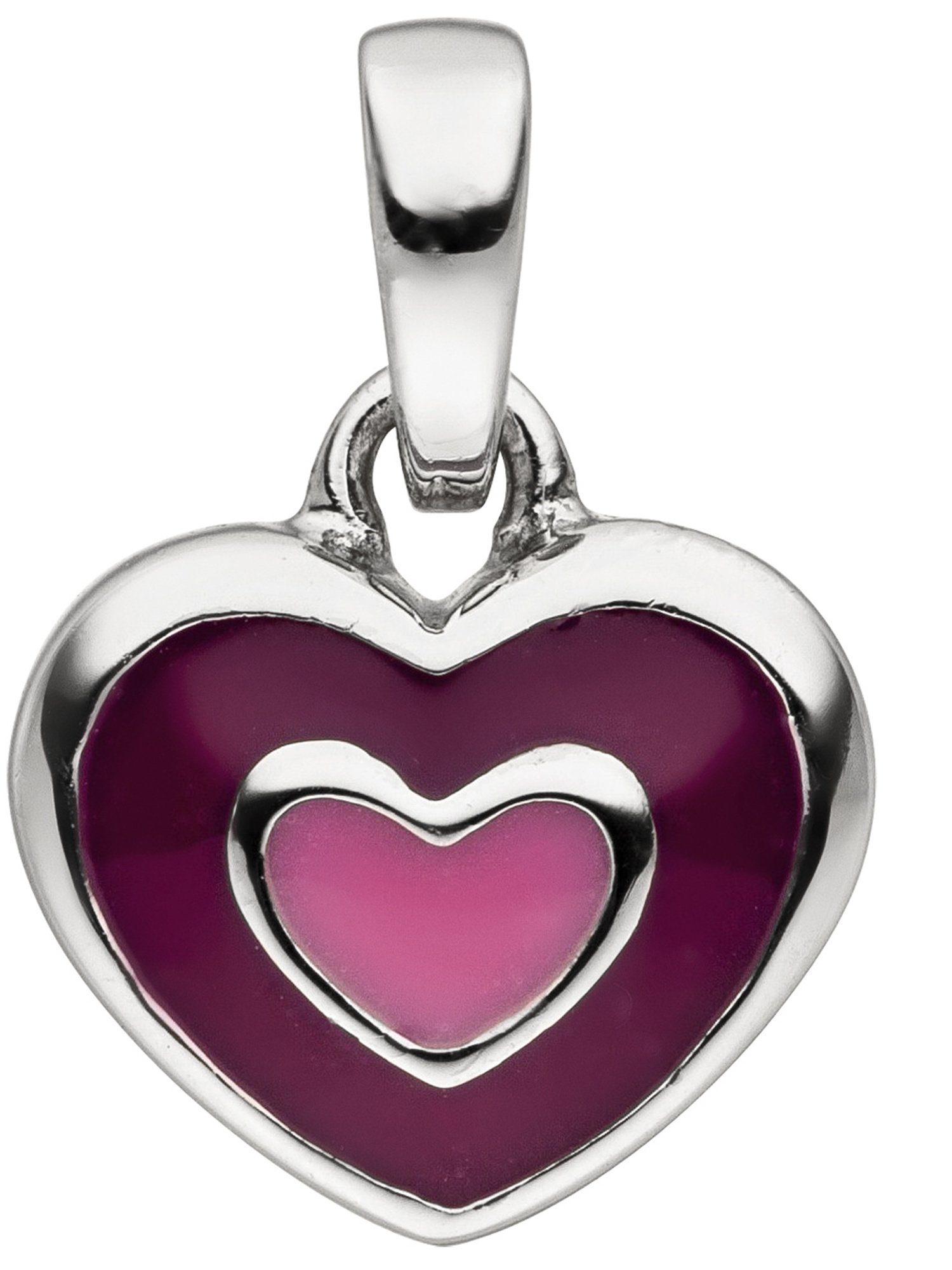 Adelia´s Kettenanhänger »Herz« 925 Silber
