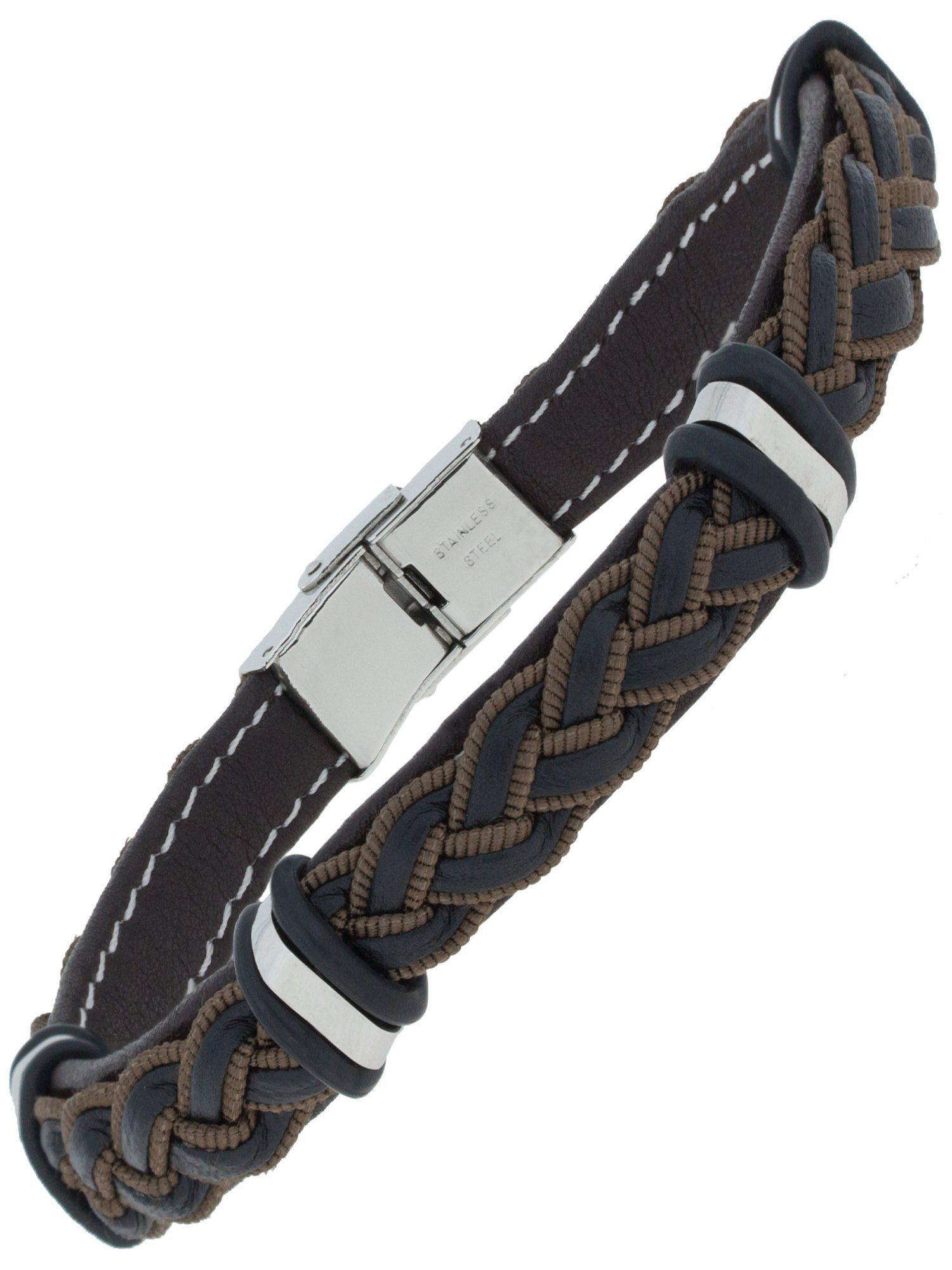 Adelia´s Armband Edelstahl - 23 cm