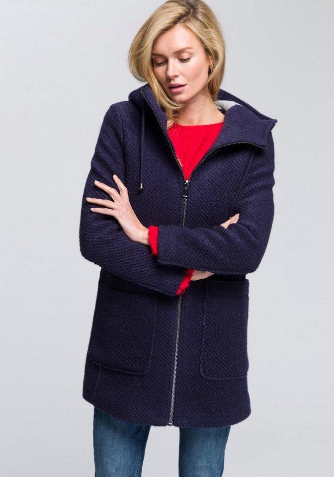 Esprit Kurzmantel mit großen Taschen online kaufen   OTTO bc93cefb5a