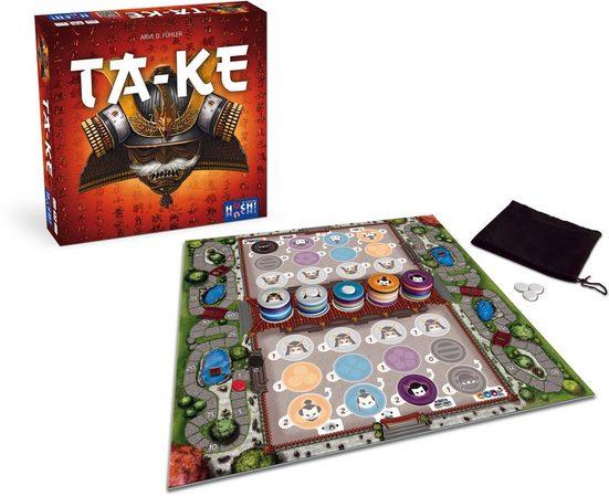 Huch! Spiel, »TA-KE«