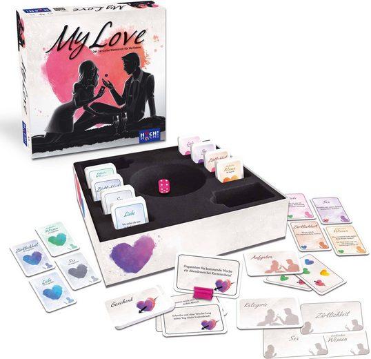 Huch! Spiel, »My Love«