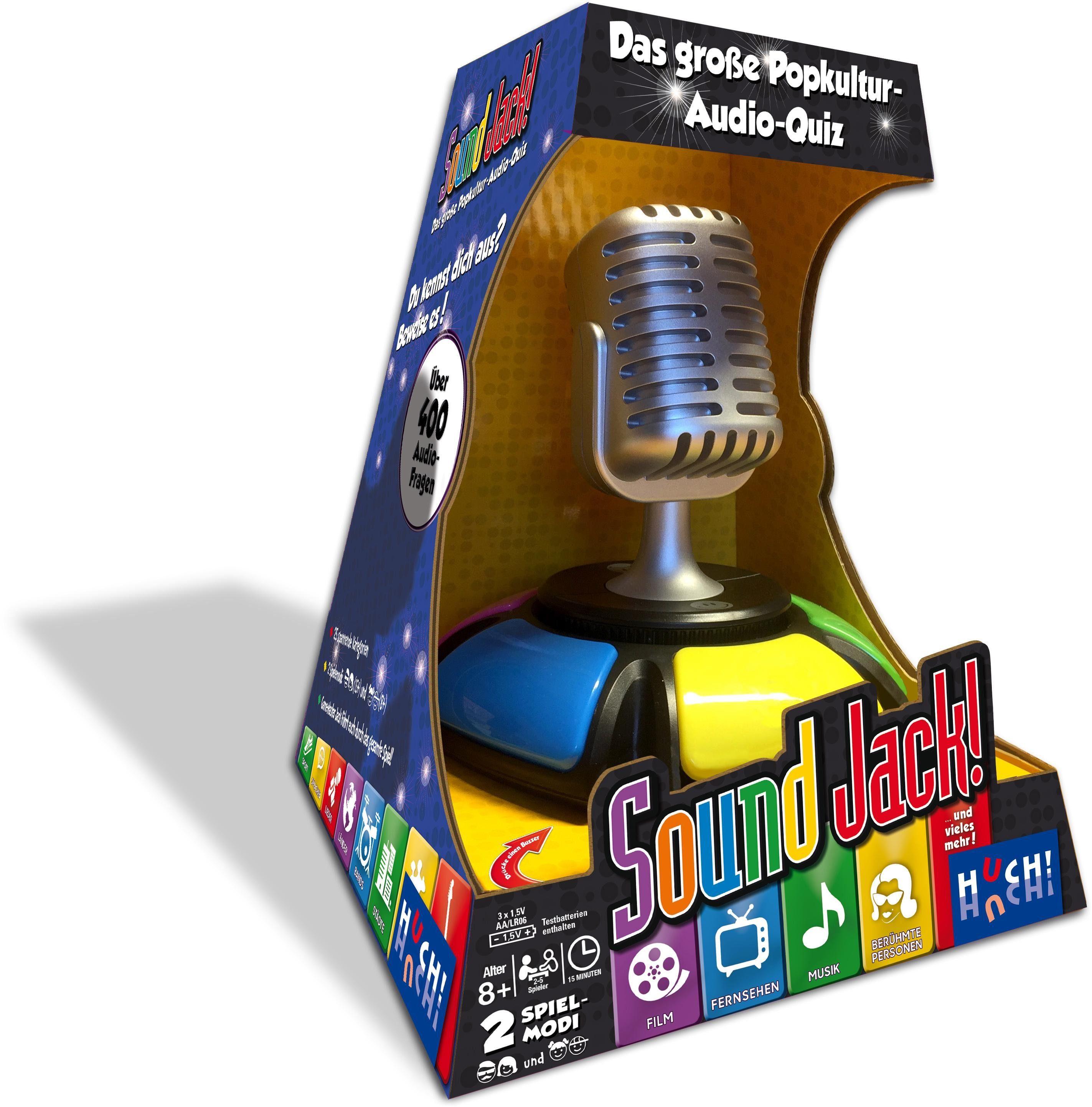 Huch! Akustisches Quizspiel, »Sound Jack!«