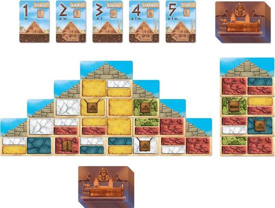 iello Spiel, »Pyramids«