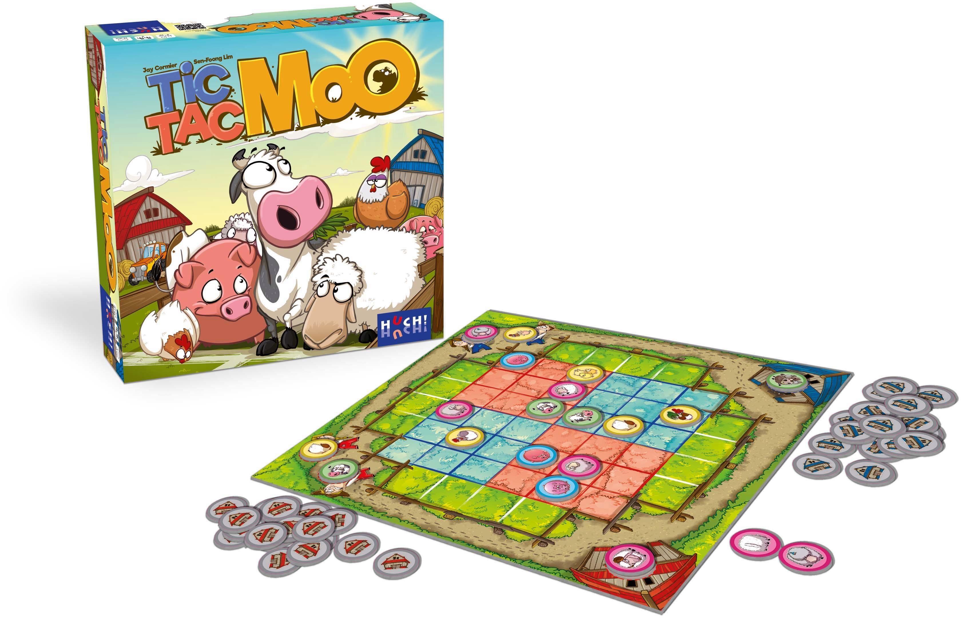 Huch! Familienspiel, »Tic Tac Moo«
