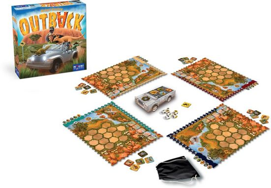 Huch! Spiel, »Outback«