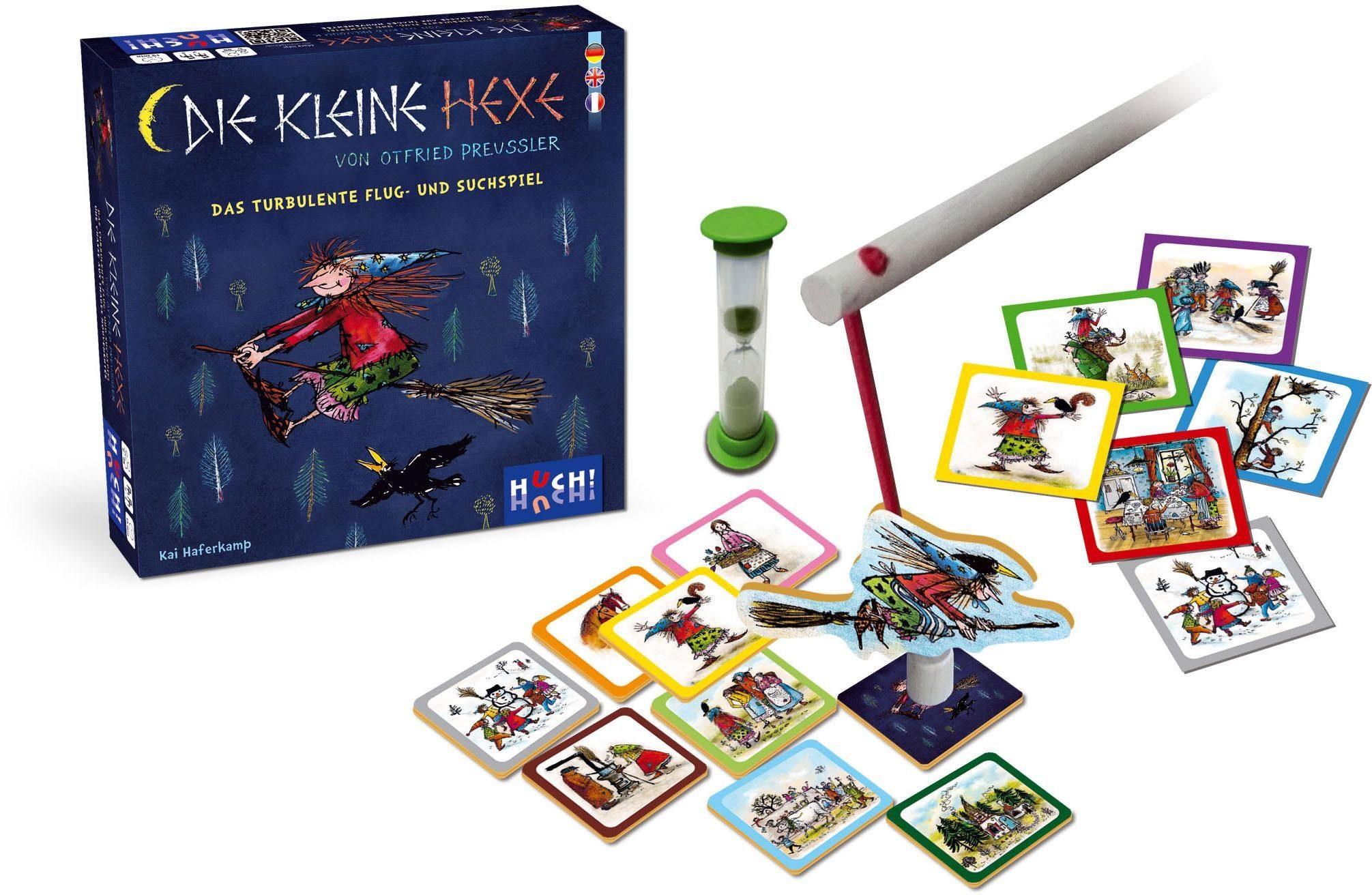 Huch! Kinderspiel, »Die kleine Hexe - Das turbulente Flug- und Suchspiel«