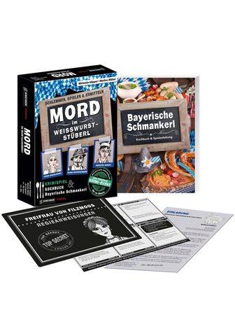 """Spiel """"Mord в Weisswurst-Stü..."""