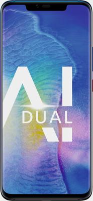 Huawei Mate20 Pro Smartphone (16,23 cm/6,3 Zoll, 128 GB Speicherplatz, 40 MP Kamera)