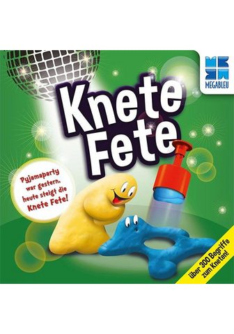 "Spiel ""Knete Fete"""