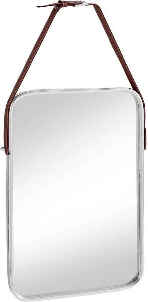 GMK Home & Living Spiegel silber | 08903368998601