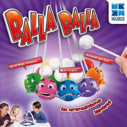 MEGABLEU Spiel, »Balla Balla«