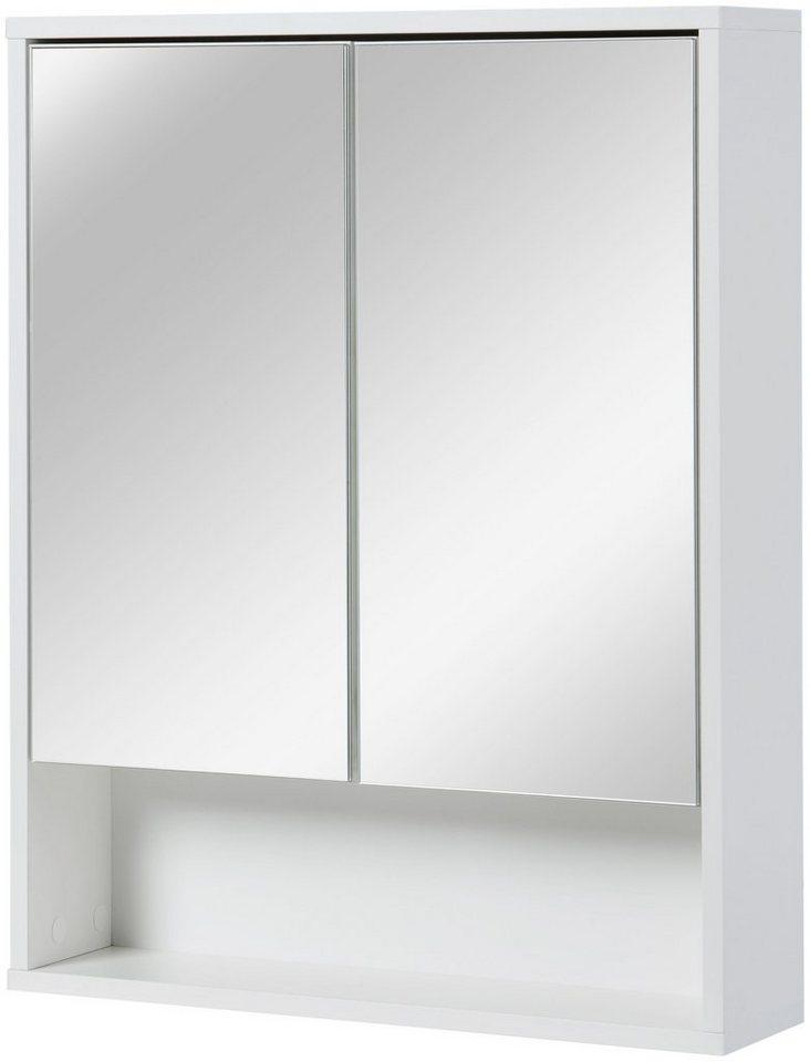 Spiegelschrank baja 60 cm breit online kaufen otto for Spiegelschrank 110 cm breit