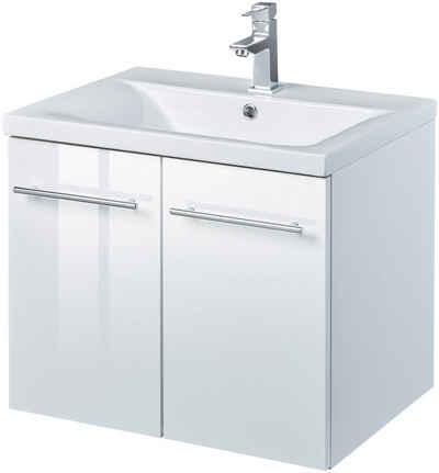 Waschbecken Mit Unterschrank Stehend.Waschtisch Online Kaufen Waschbecken Mit Unterschrank Otto