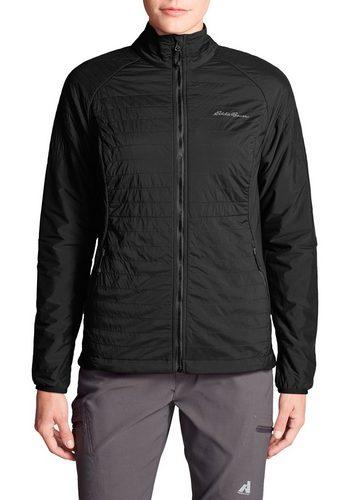Damen Eddie Bauer First Ascent Outdoorjacke Fluxlite Stretch Jacke schwarz | 04057682323237