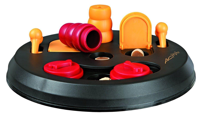 TRIXIE Tier-Beschäftigungsspielzeug »Hunde Strategiespiel Flip Board«, Kunststoff