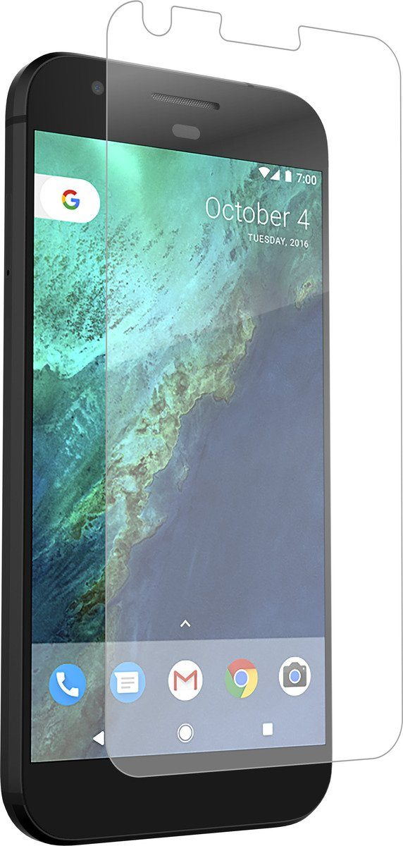 invisibleSHIELD Folie »Glass+-Google Pixel - Case Friendly Screen«
