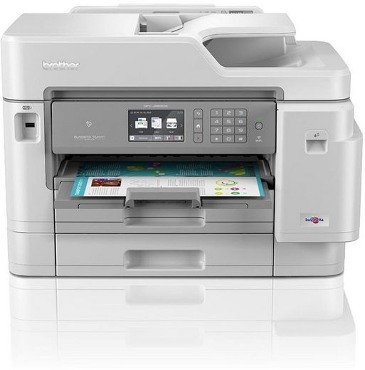 Brother Tintenstrahl-Multifunktionsdrucker »MFC-J5945DW 4in1 DIN A3 Multifunktionsdrucker«