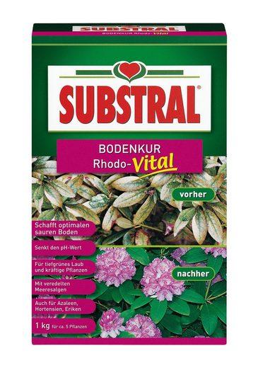 SUBSTRAL Rhododendrondünger »Substral Bodenkur Rhodo-Vital«, 1 kg für ca. 5 Pflanzen