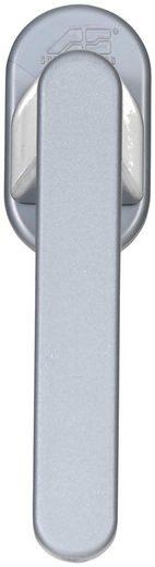 SCHELLENBERG Alarmfenstergriff silber, 37 mm