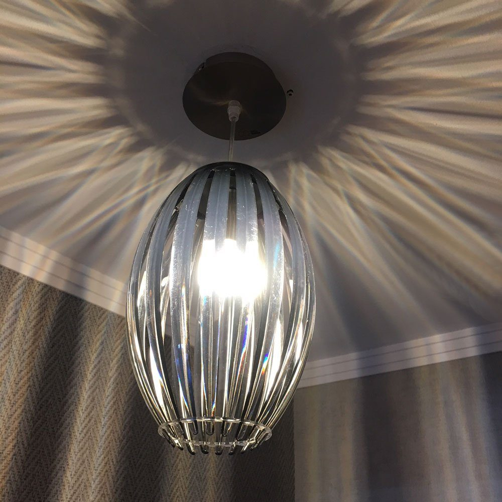s.LUCE Deckenleuchte »Amoca mit Lichteffekt«