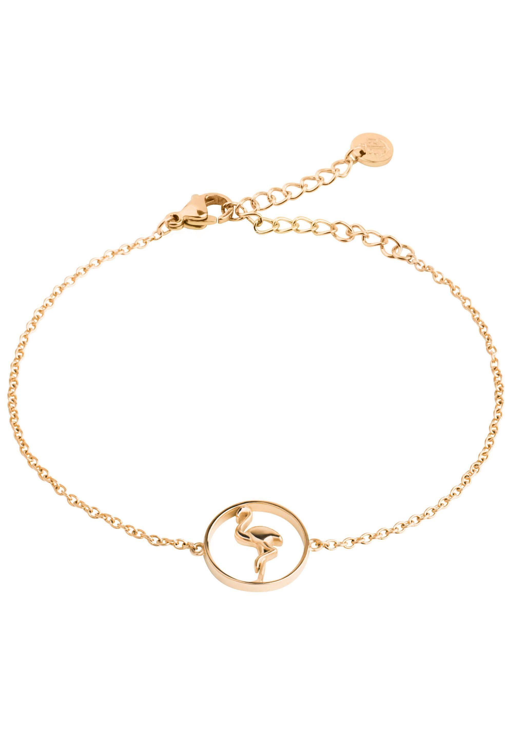 PAUL HEWITT Armband »Armkette Tropicool IP Gold, PH-B-FLA-G«