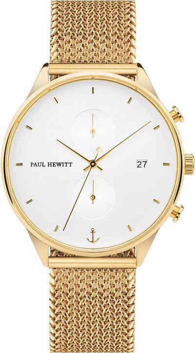 PAUL HEWITT Chronograph »PH-C-G-W-50S«