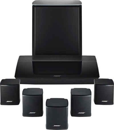 Bose Lifestyle 550 5.1 Heimkinosystem (Bluetooth, NFC, WLAN, LAN (Ethernet)