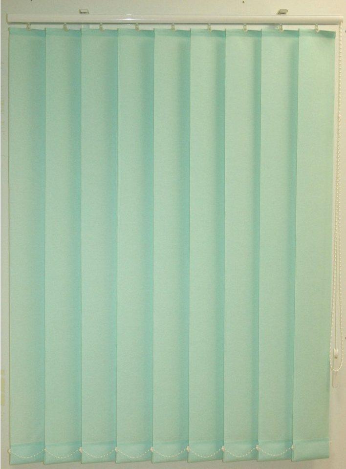 lamellenvorhang nach ma sunlines young style vertical pastel sunlines freih ngend. Black Bedroom Furniture Sets. Home Design Ideas