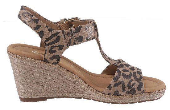 Animal Im Animal Sandalette Look Im Gabor Gabor Sandalette HTR6q
