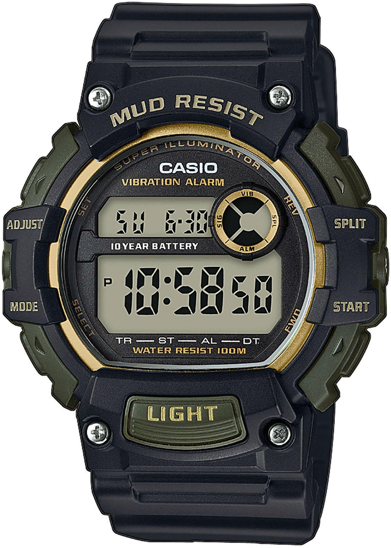 Casio Collection Chronograph »TRT-110H-1A2VEF«